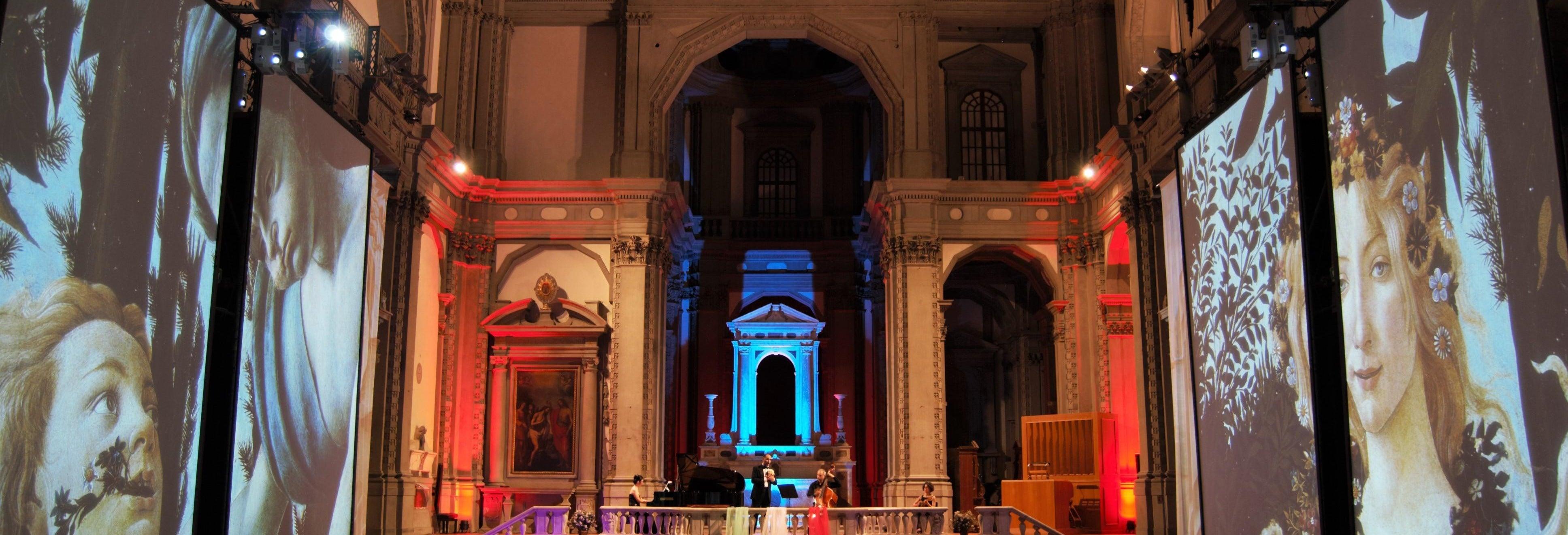 Ópera en Santo Stefano al Ponte Vecchio