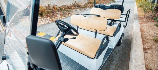 Tour di Firenze in golf cart elettrico