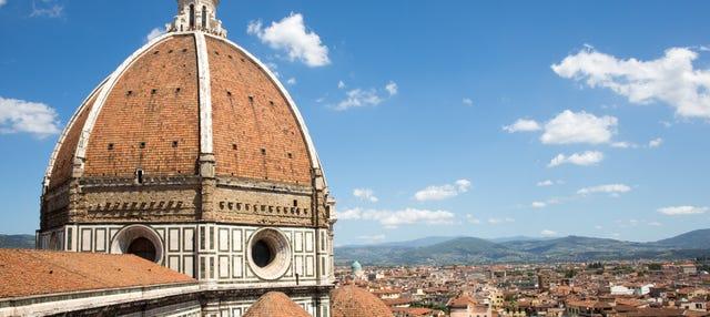 Tour por la cúpula de Brunelleschi