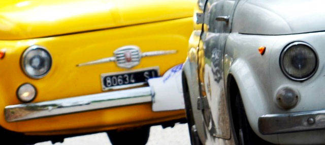 Tour en Fiat 500 por el Chianti
