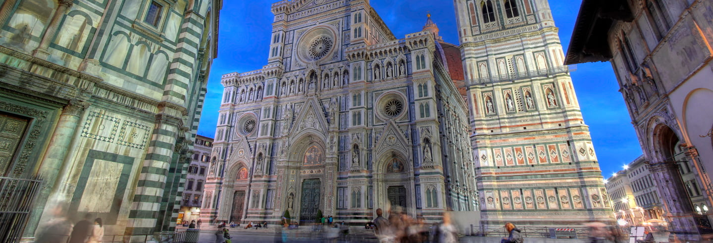 Florence Mysteries & Legends Tour