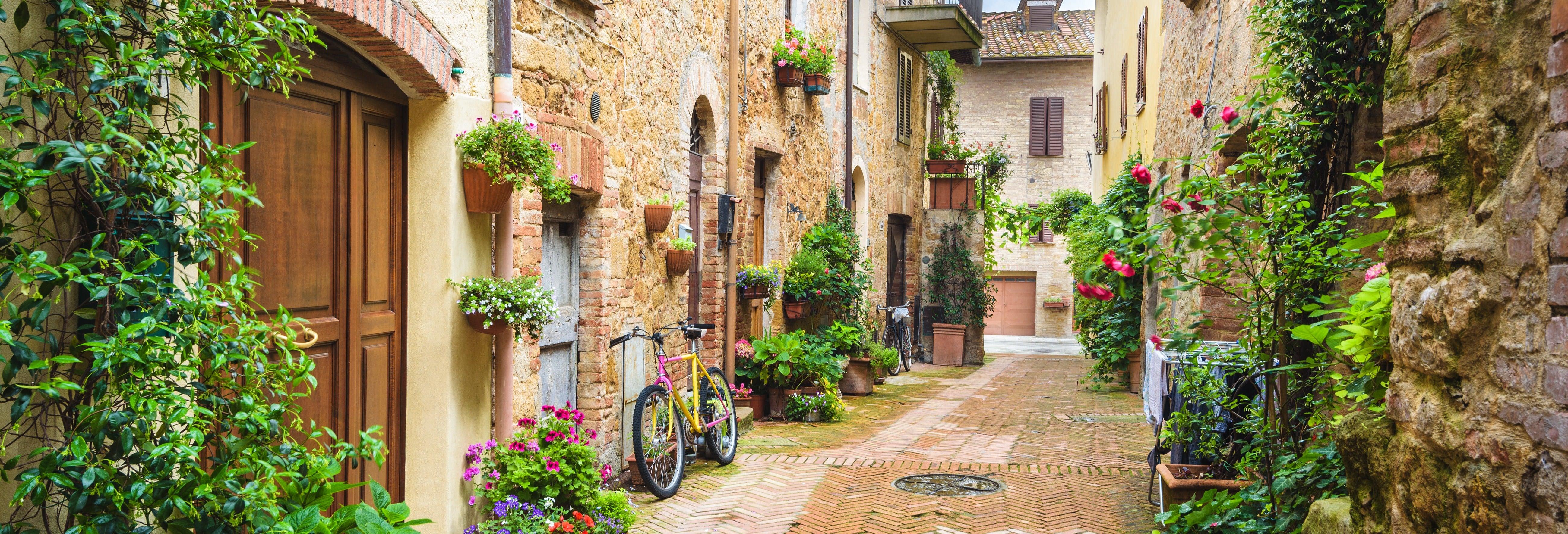 Montalcino, Pienza, Montepulciano Day Trip