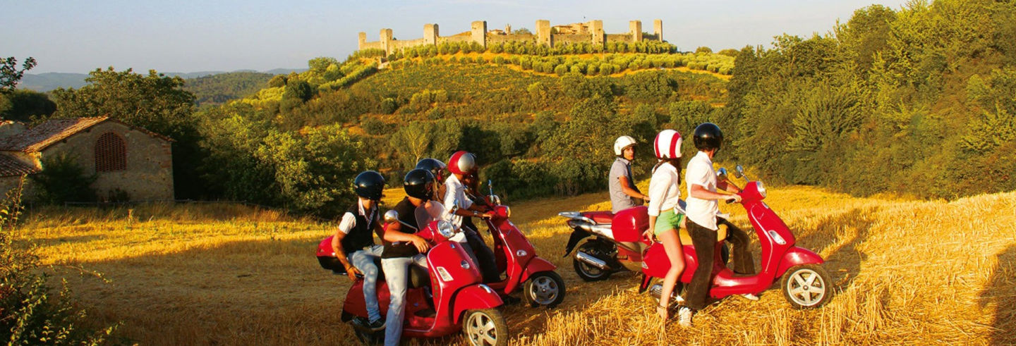 Chianti Region Full-Day Vespa Tour