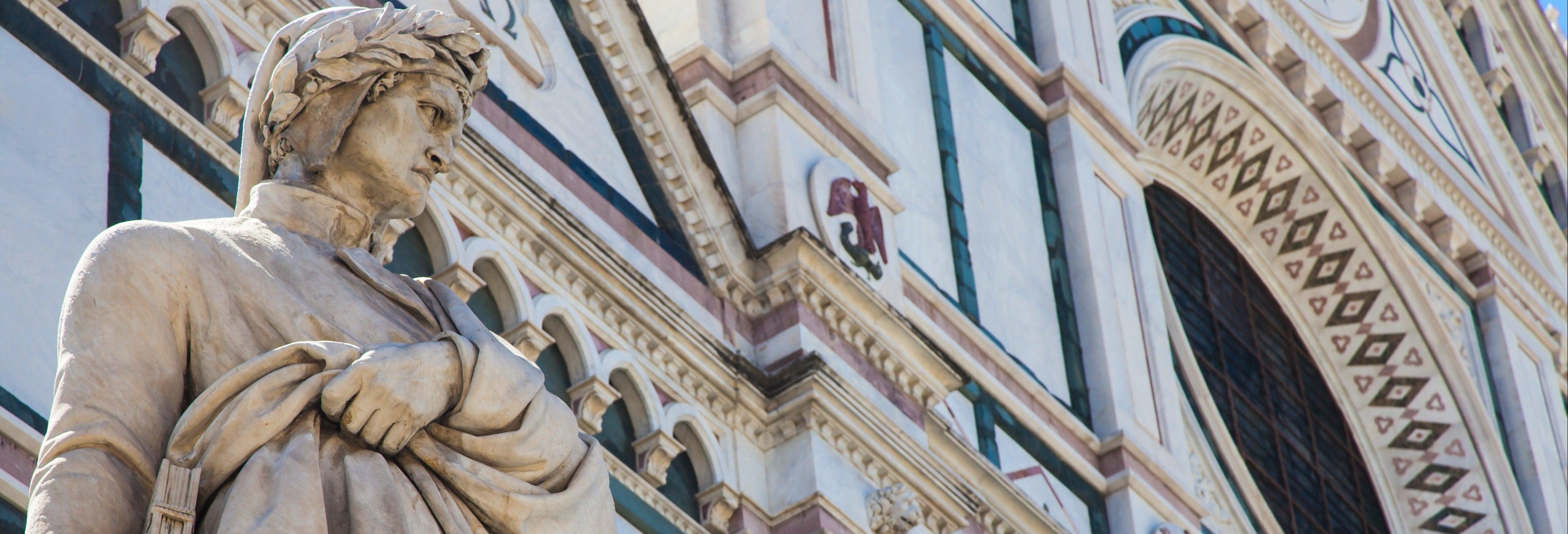 Visita guiada por la Basílica de la Santa Croce
