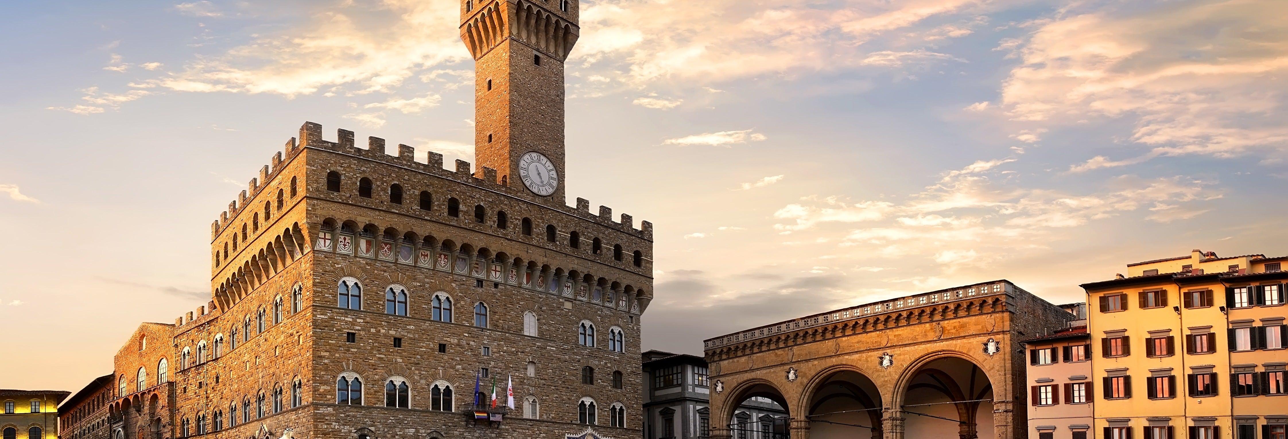 Visita guiada por el Palazzo Vecchio