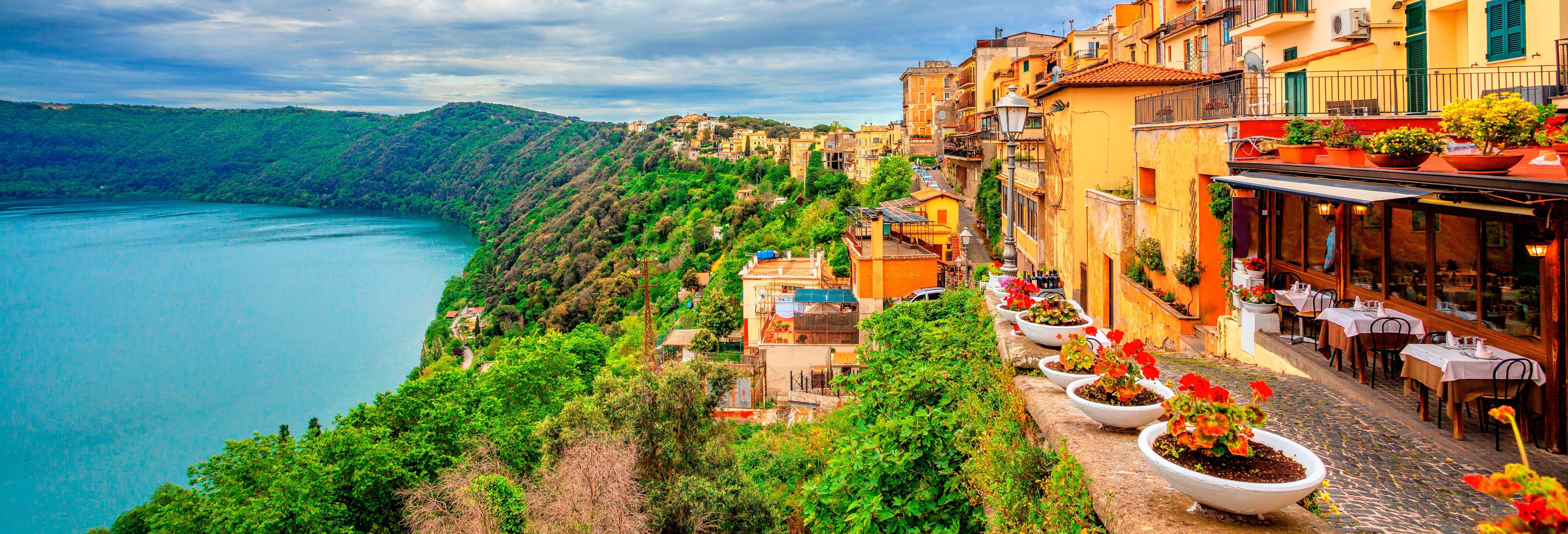 Tour privado por Castelli Romani