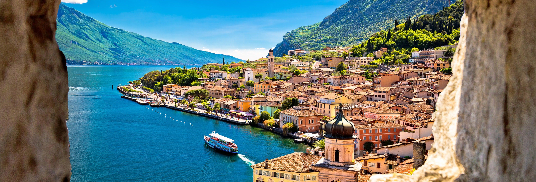 Tour por los pueblos del lago de Garda