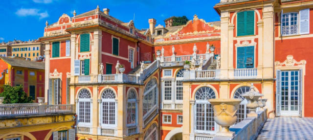 Biglietti per il Palazzo Reale + Acquario di Genova