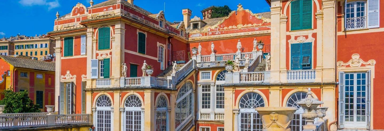 Ingresso do Palácio Real + Aquário de Gênova