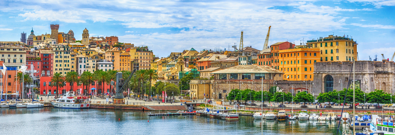 Genoa Walking Tour + Strada Nuova Museums