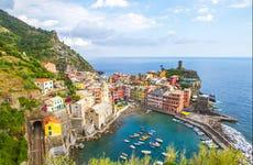 Excursión a las Cinque Terre en tren