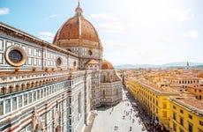 Excursión a Florencia y Pisa para cruceros