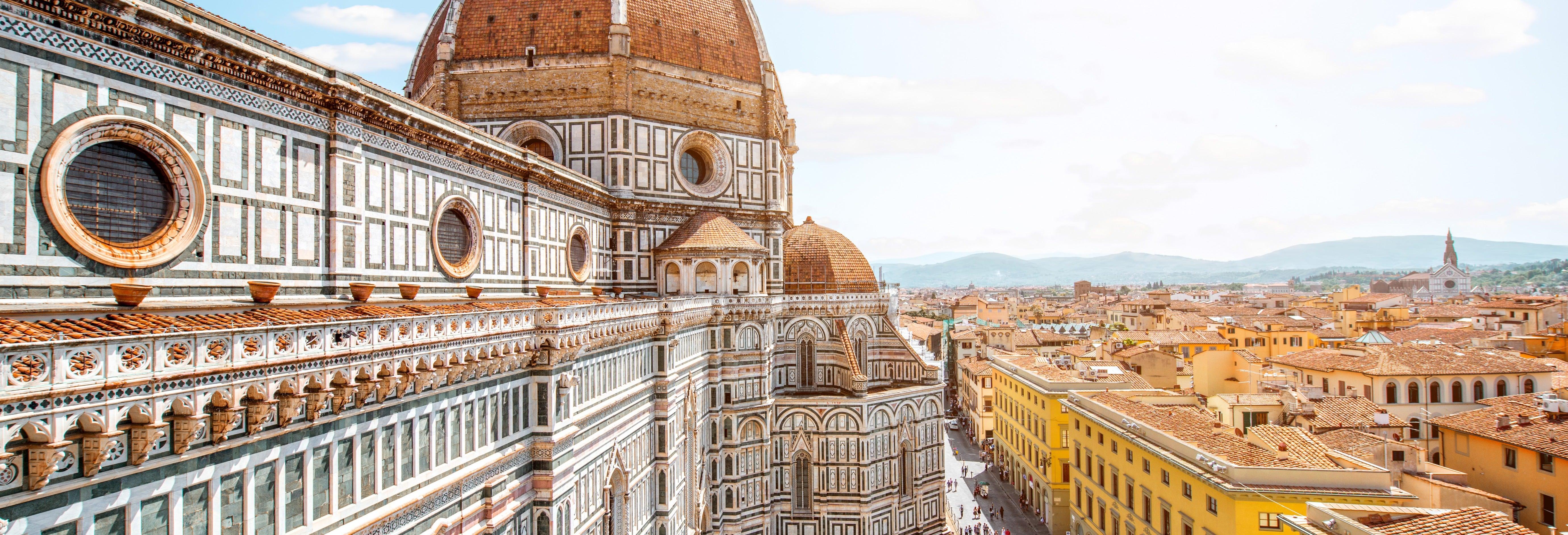 Transfer a Firenze e Pisa per croceristi