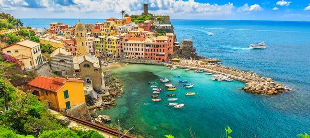 Excursión a Vernazza y Porto Venere en barco