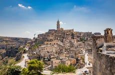 Escursione a Grottaglie e Matera