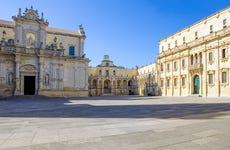 Tour privato di Lecce