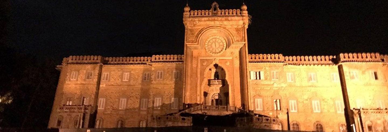 Passeggiata serale nel parco del Castello di Sammezzano