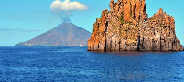 Escursione a Stromboli e Panarea