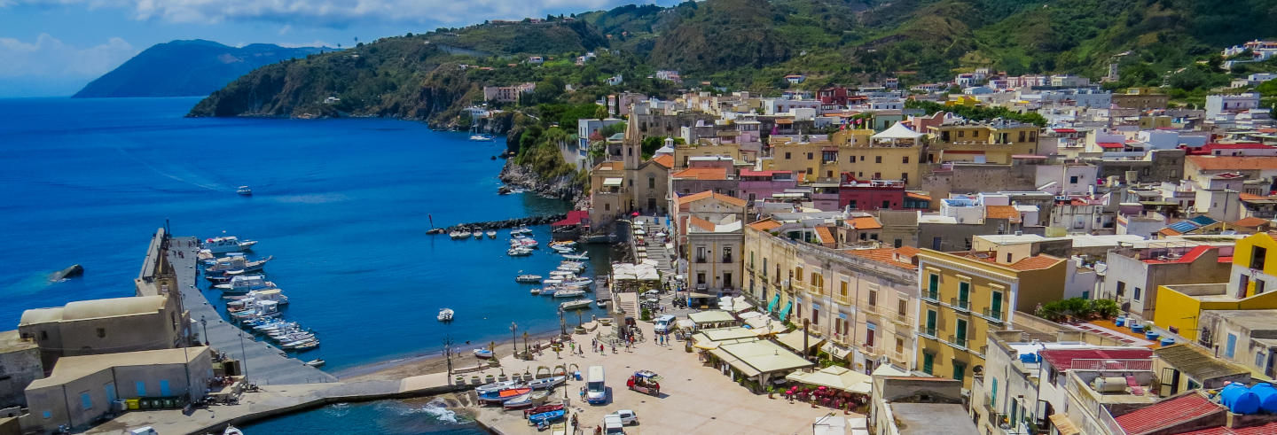 Lipari Walking Tour