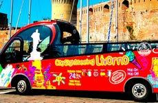 Autobus turistico di Livorno
