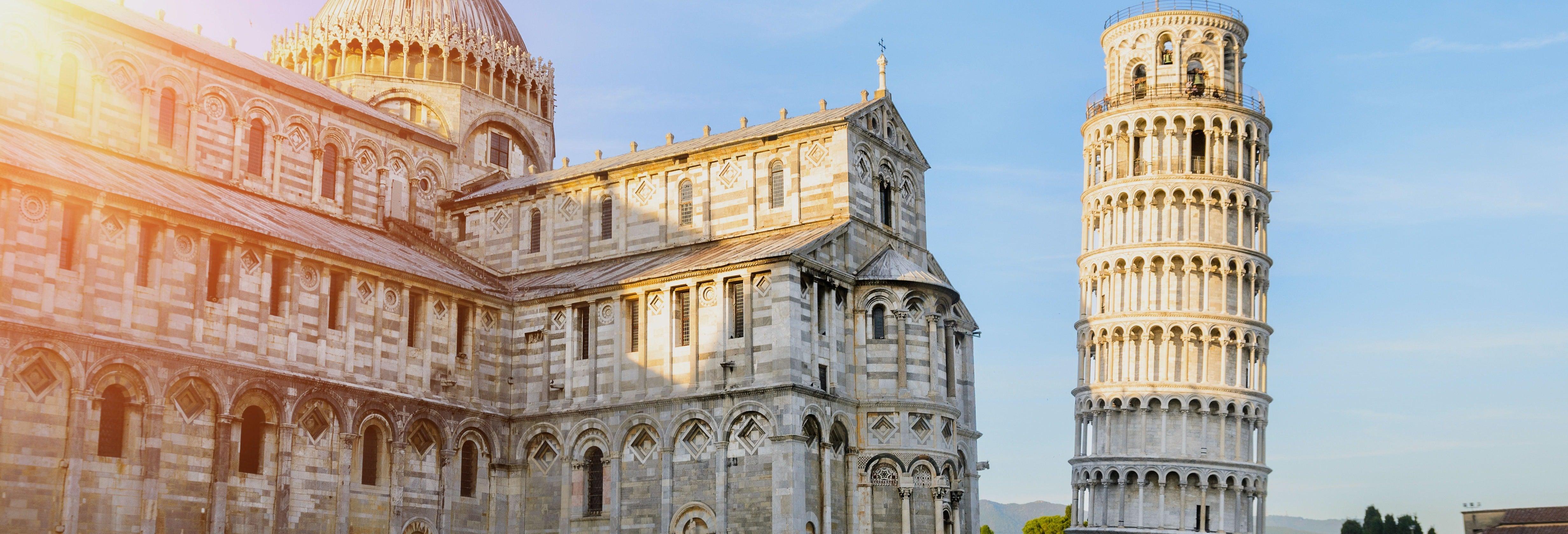 Excursión a Pisa + Torre inclinada