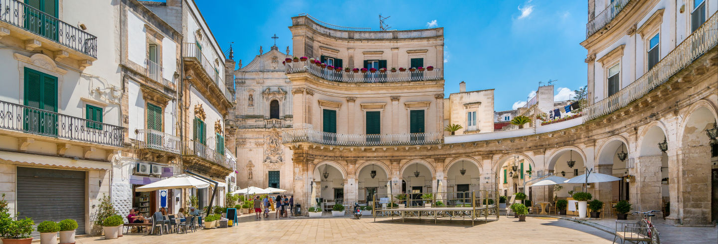Tour privato di Martina Franca