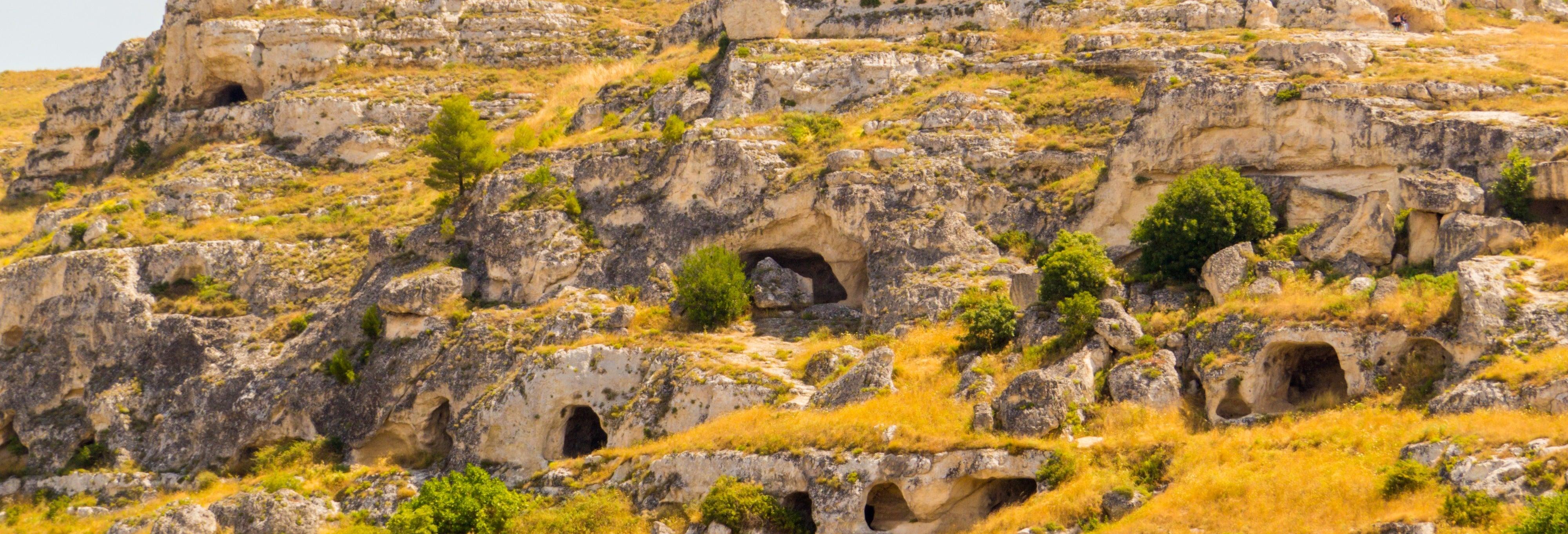 Excursión al parque de las iglesias rupestres