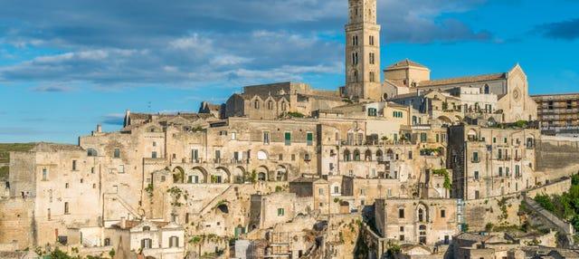 Tour privado por Matera con guía en español