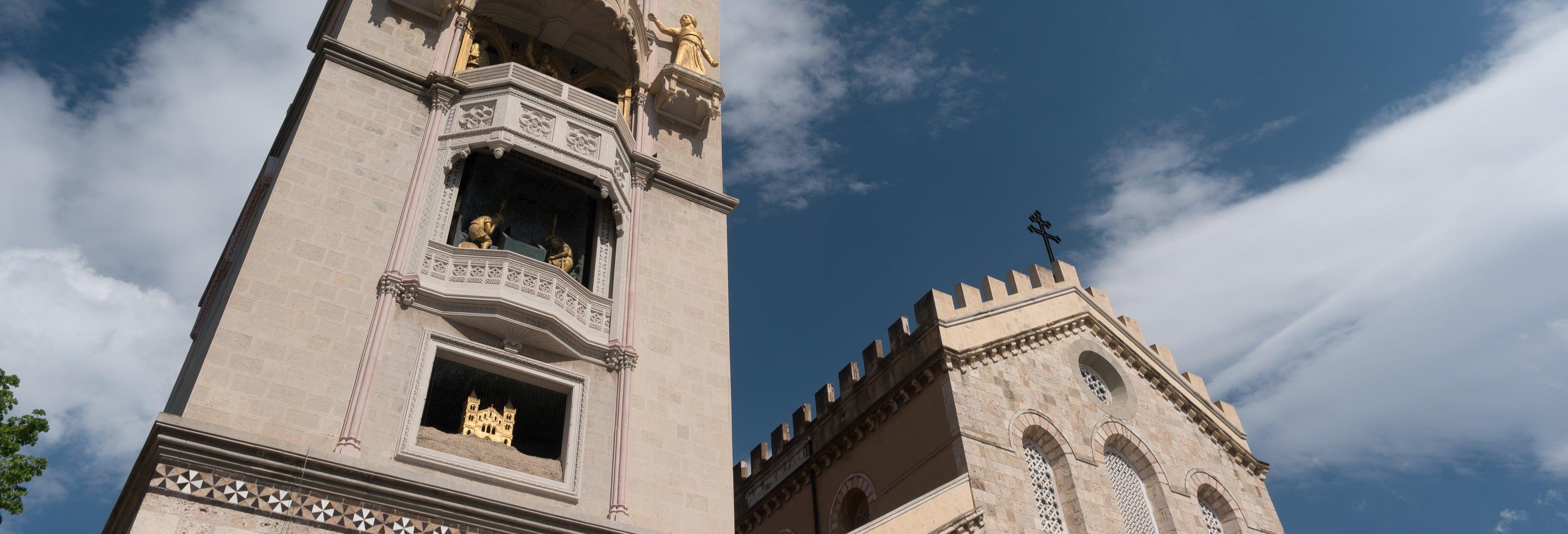 Tour del Duomo di Messina e della chiesa dell'Annunziata dei Catalani