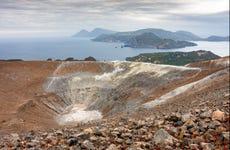 Escursione a Lipari e Vulcano in barca