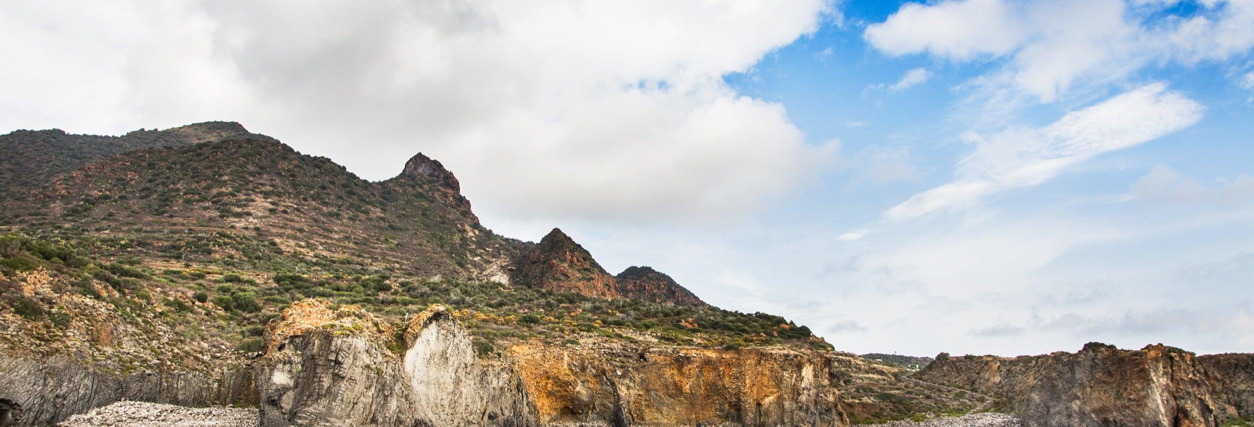 Escursione a Panarea e Stromboli in barca