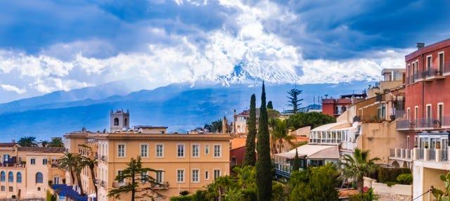 Excursión a Savoca y Taormina