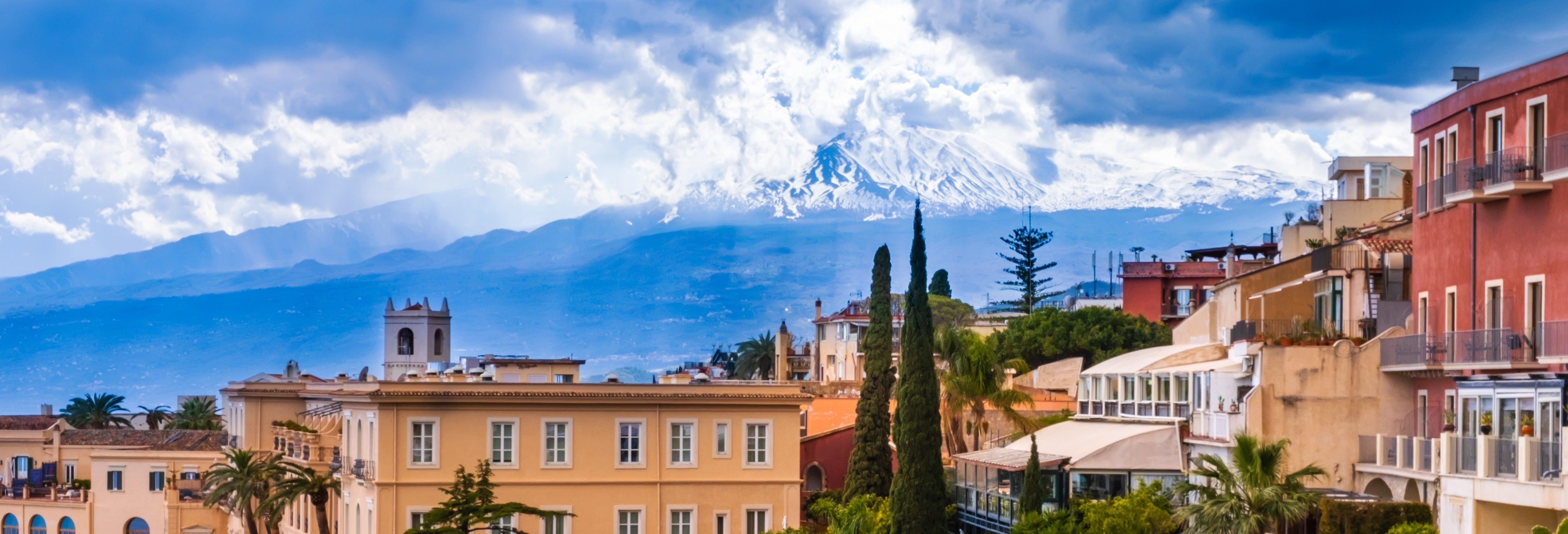 Escursione a Savoca e Taormina