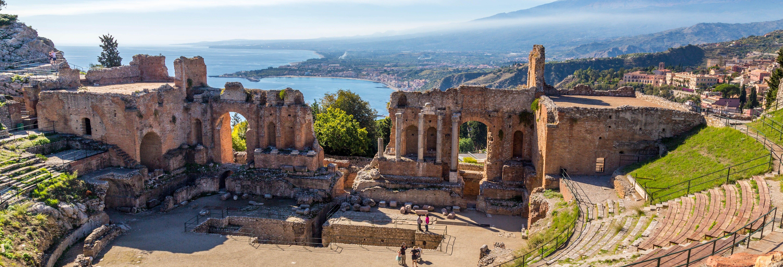 Taormina and Castelmola Day Trip