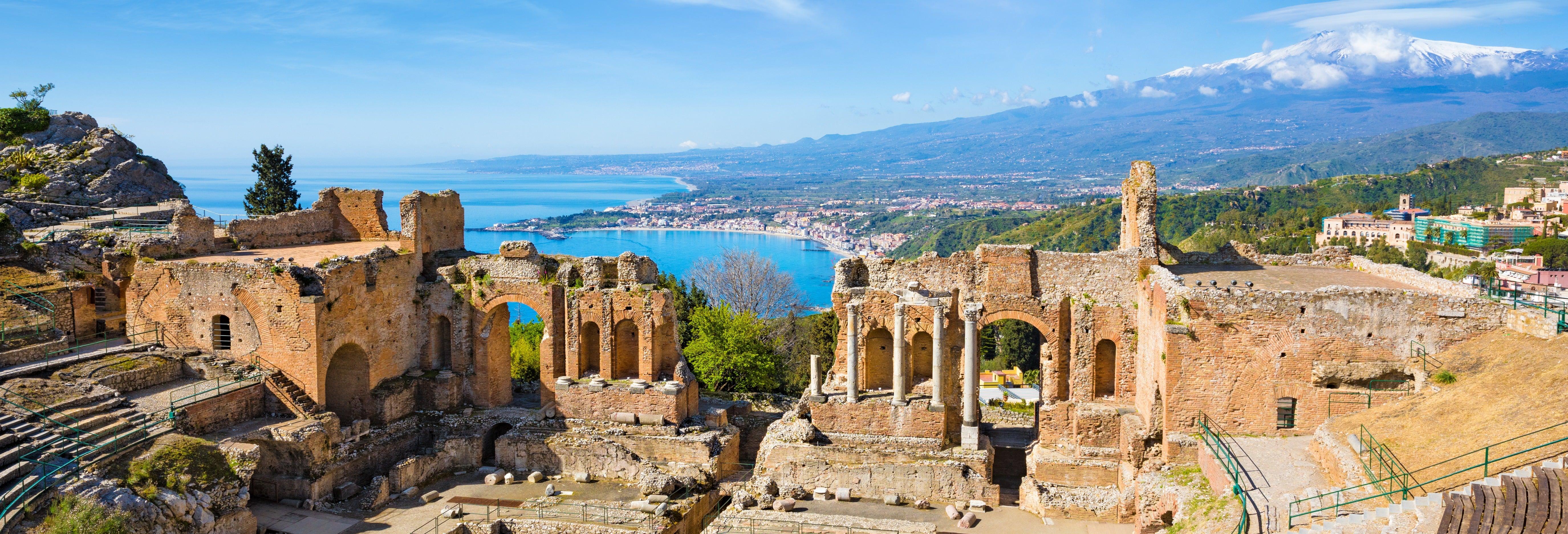 Excursión a Taormina para cruceros