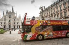 Autobús turístico de Milán