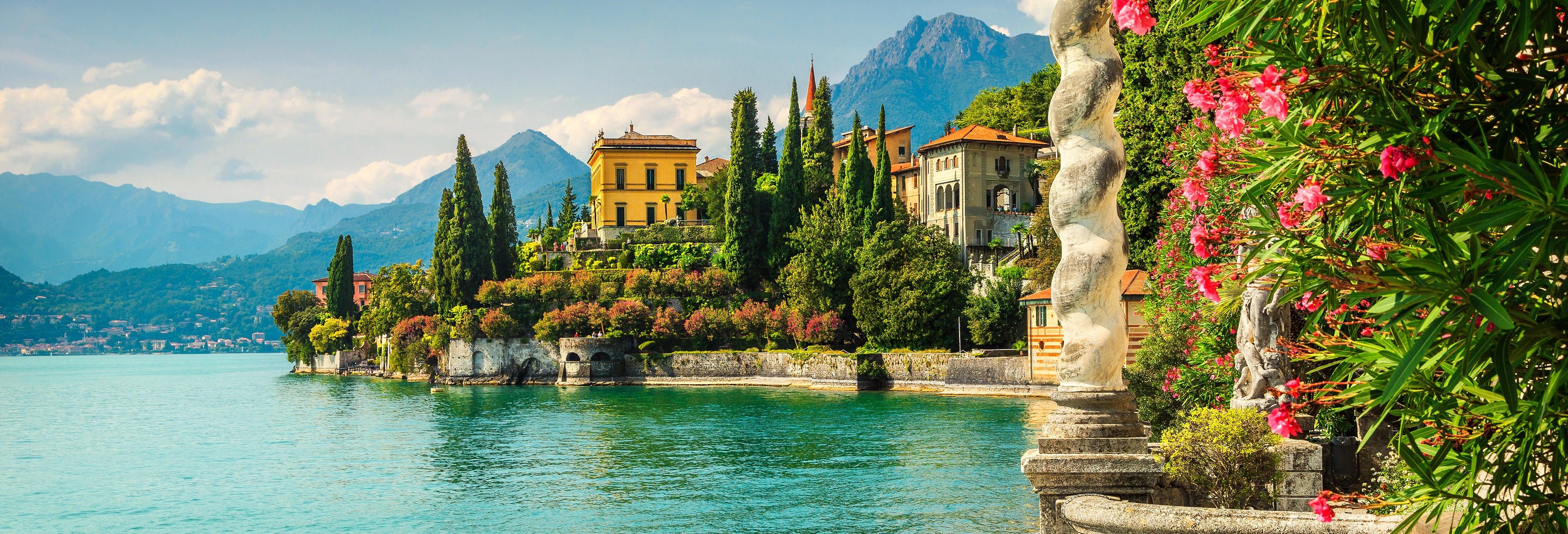 Excursión al Lago de Como