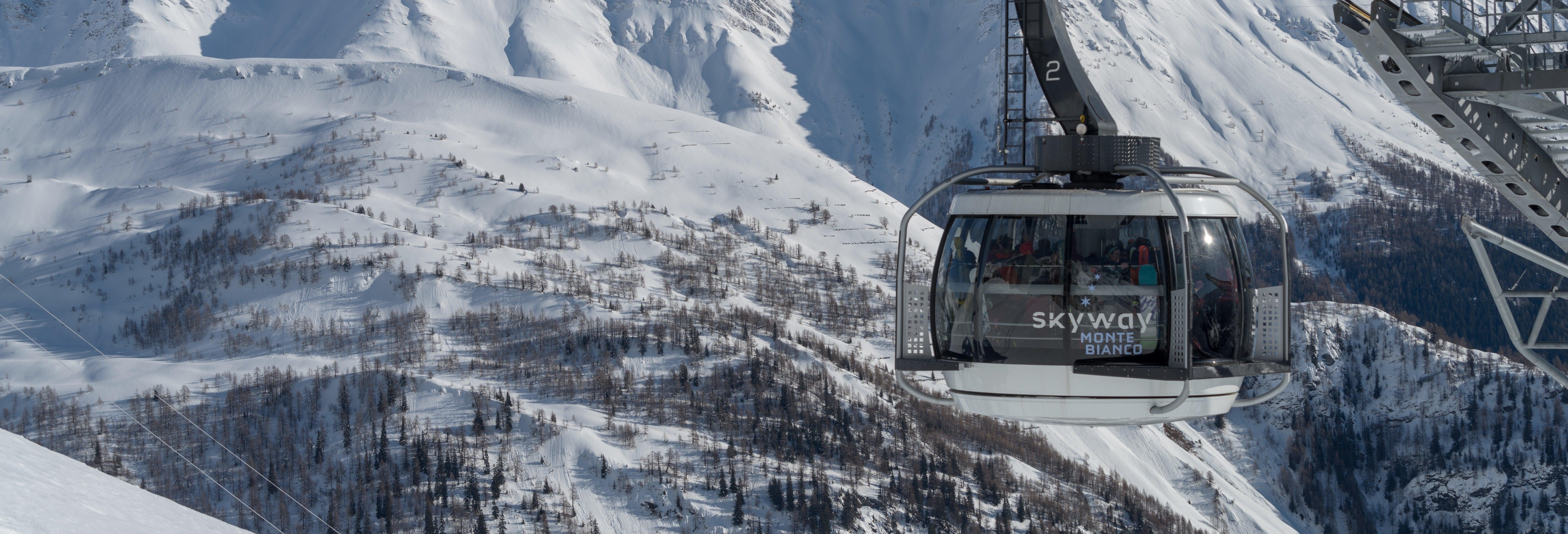 Excursión a Monte Bianco y Courmayeur