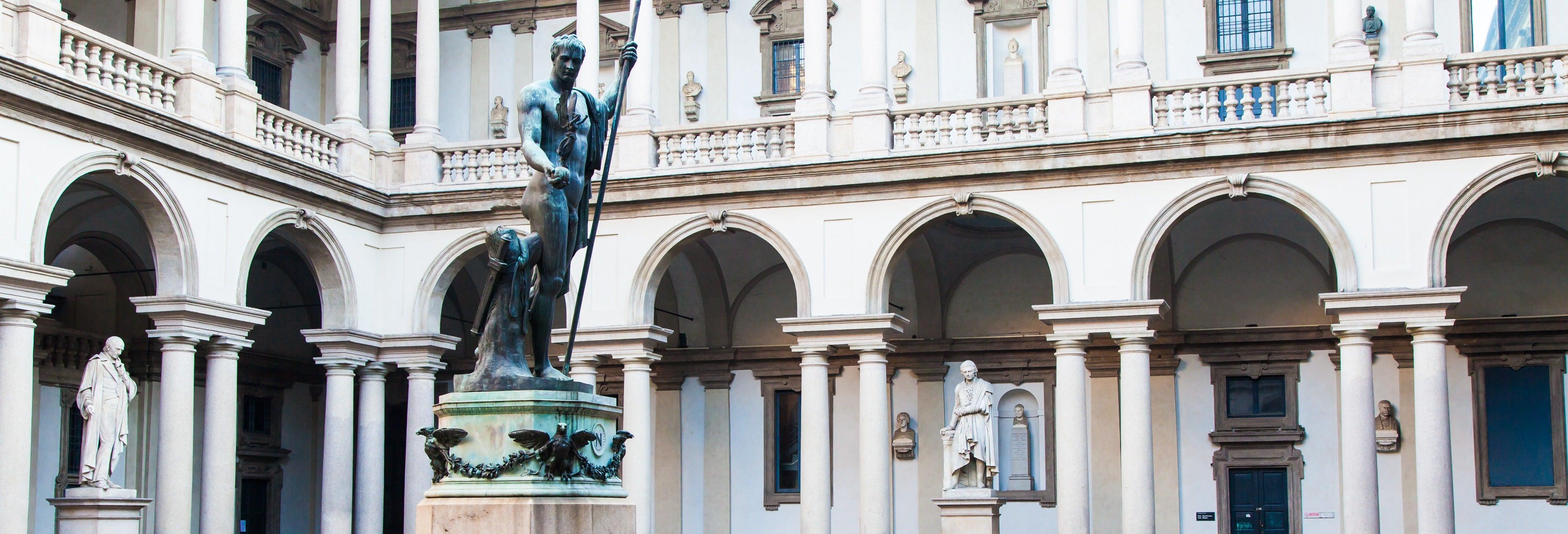 Free tour del arte por Milán
