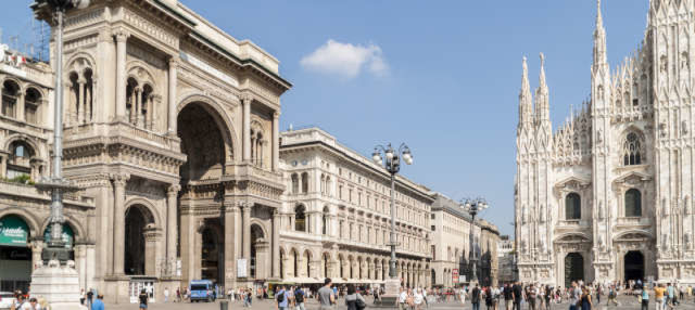 Free Walking Tour of Milan