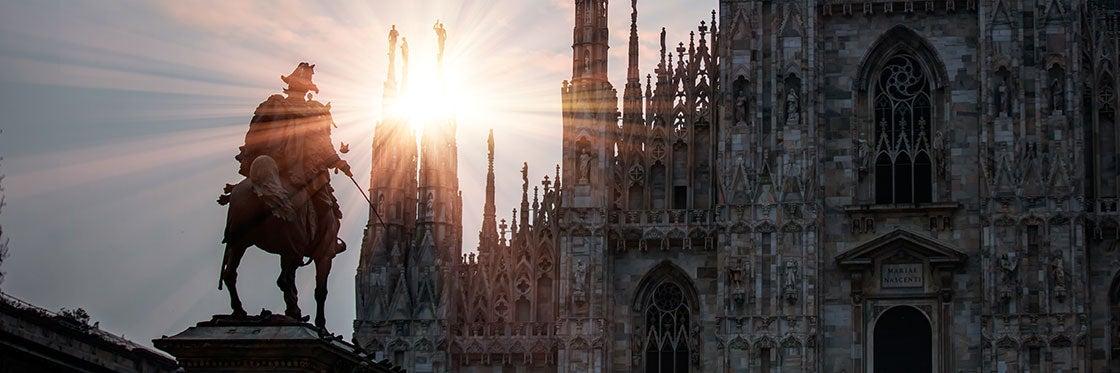 História de Milão