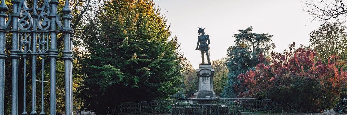 Jardines Públicos de Milán