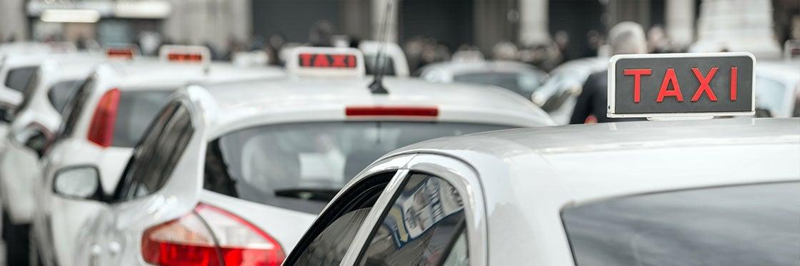 Taxis à Milan