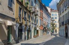 Tour del quartiere e della Pinacoteca di Brera