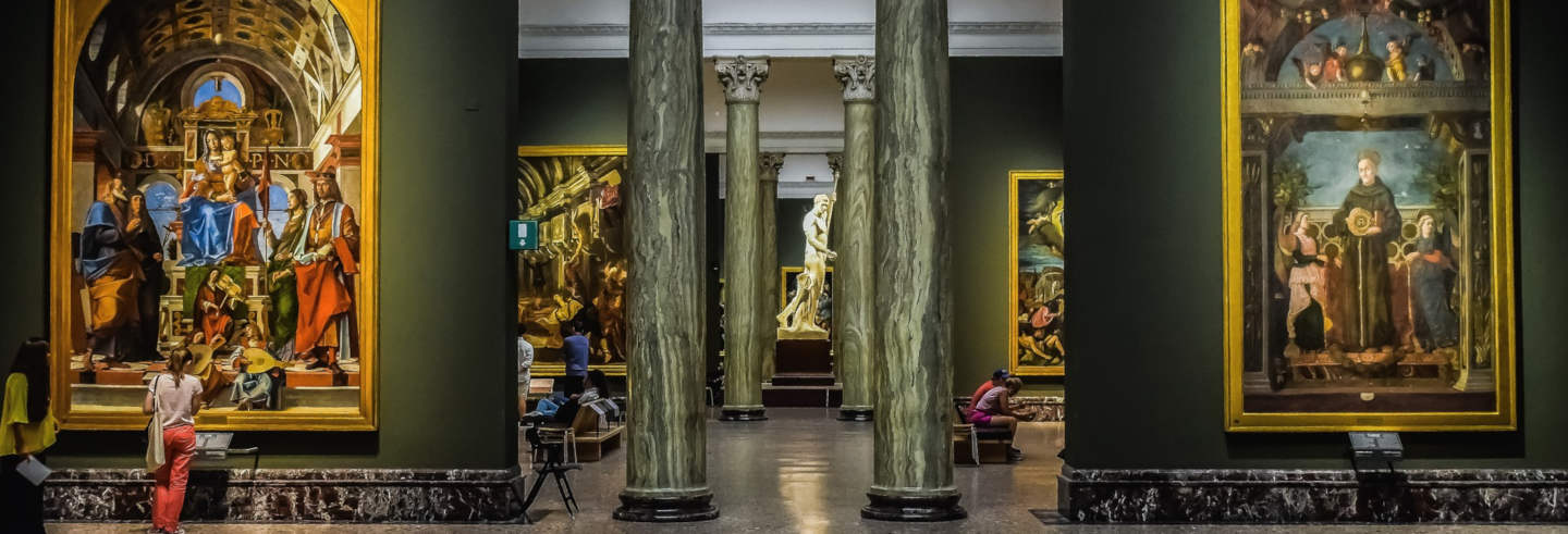 Brera Guided Tour & Pinacoteca di Brera Ticket