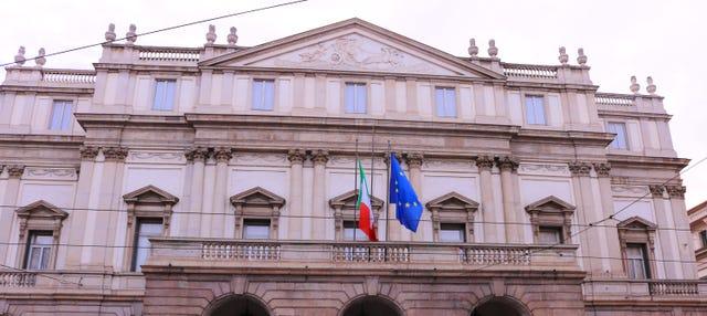 Visita guidata del Teatro alla Scala