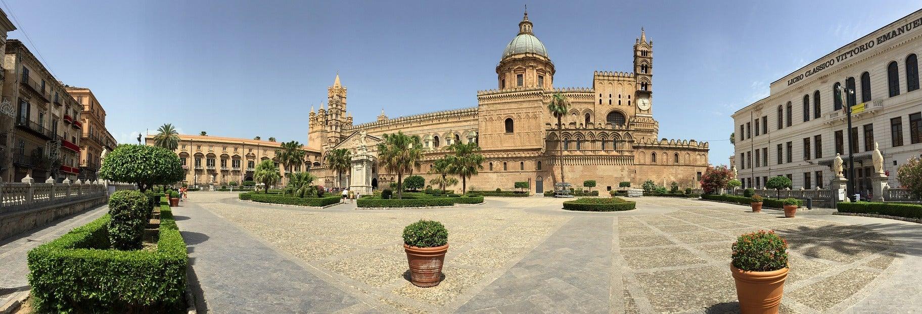 Excursão a Palermo e Monreale
