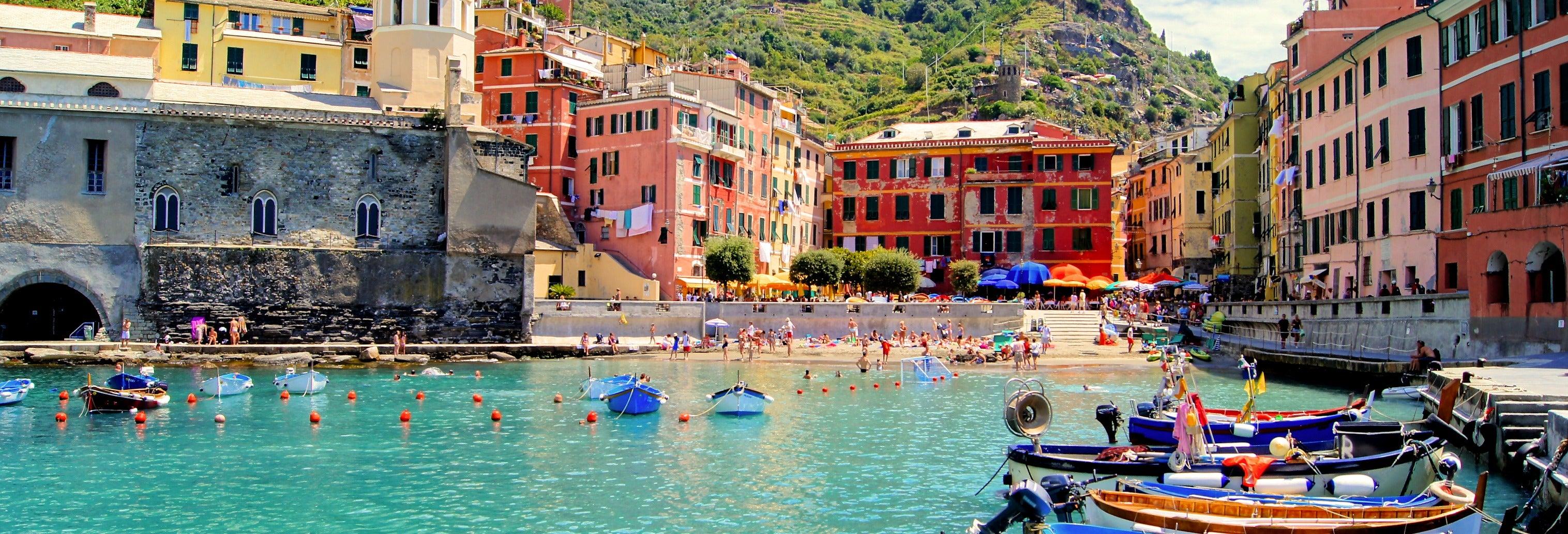 Excursão as Cinque Terre