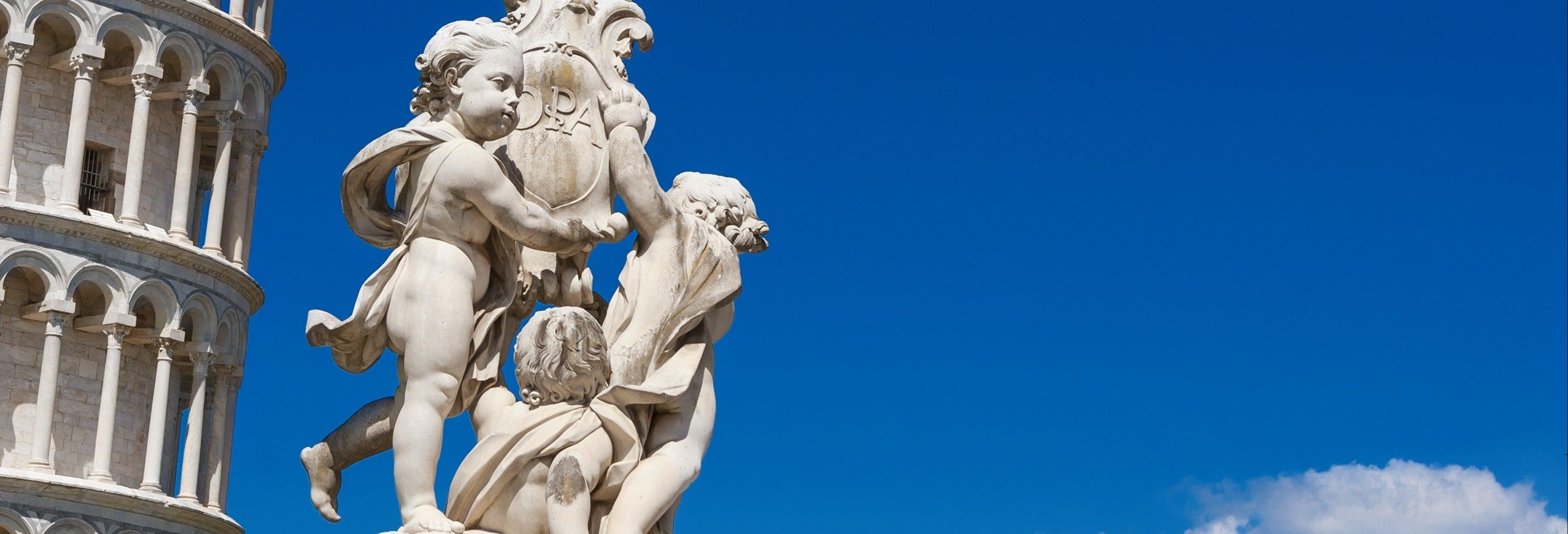 Escursione a Pisa con accesso al Duomo e alla Torre Pendente