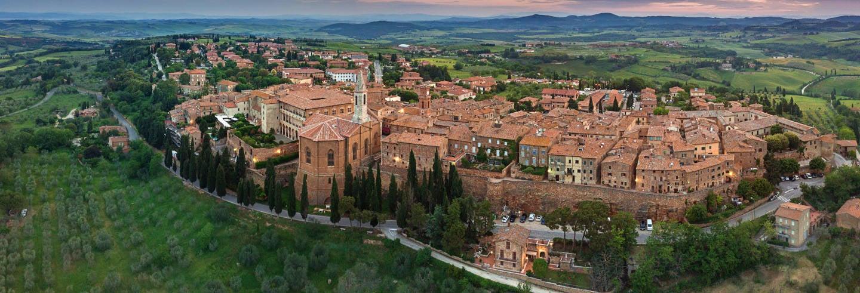 Tour por Montepulciano e Pienza